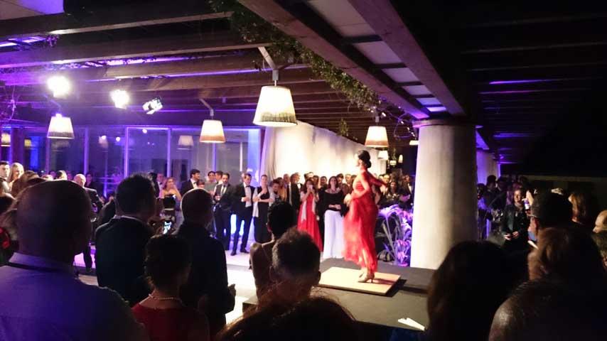 Show de flamenco en La Nata y La Flor en Port Adriano