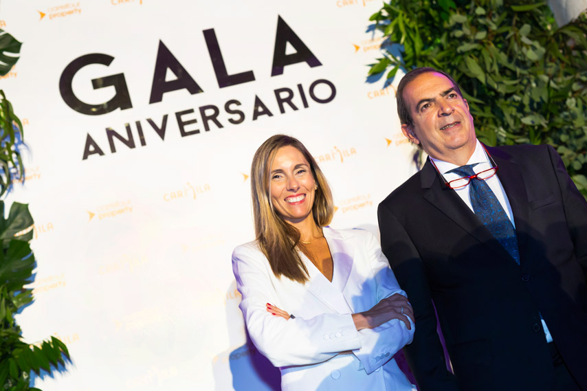 Gala Carreforu Carmila 2019