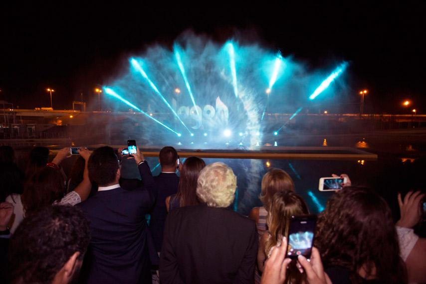 Inauguración Lagoh