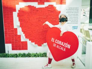 Imagen de la animadora del evento El corazón de Alcalá en Alcalá Magna